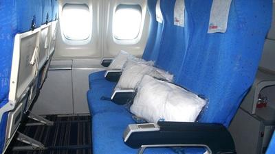 EC-JFR - Boeing 747-228B(M) - Pullmantur Air