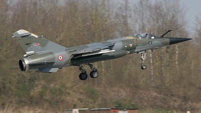 604 - Dassault Mirage F1CR - France - Air Force