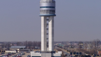 KCMH - Airport - Control Tower
