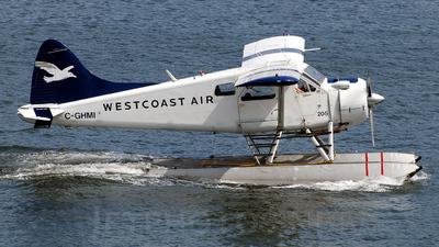 C-GHMI - De Havilland Canada DHC-2 Mk.1 Beaver - West Coast Air