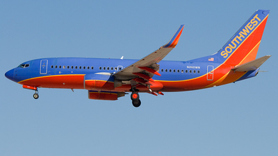 N200WN - Boeing 737-7H4 - Southwest Airlines