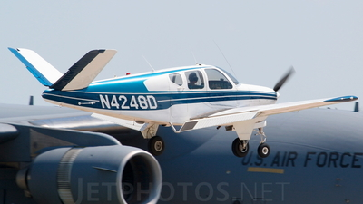 N4248D - Beechcraft G35 Bonanza - Private