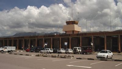 SPZO - Airport - Terminal