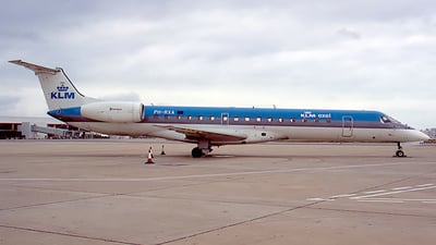 PH-RXA - Embraer ERJ-145MP - KLM Exel