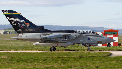 ZA469 - Panavia Tornado GR.4 - United Kingdom - Royal Air Force (RAF)