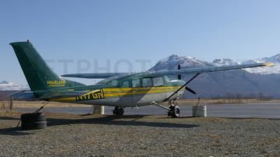 A picture of N17GN - Cessna 207A - [20700693] - © Joe G. Walker