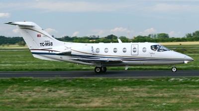 Beechcraft 400A Beechjet - Skyline Ulasim Ticaret