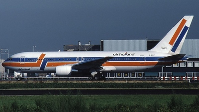 G-BRIF - Boeing 767-204(ER) - Air Holland