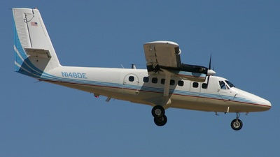 N148DE - De Havilland Canada DHC-6-300 Twin Otter - United States - Department of Energy