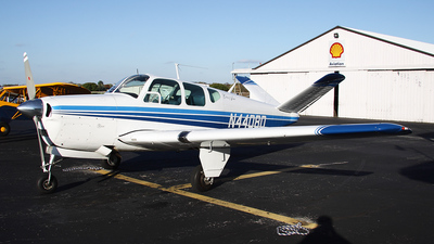 N4408D - Beechcraft G35 Bonanza - Private