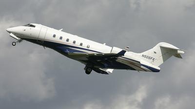 N505FX - Bombardier BD-100-1A10 Challenger 300 - FlexJet