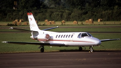 OE-GDA - Cessna 560 Citation V - Viennair