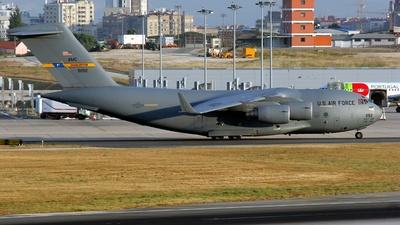 89-1192 - McDonnell Douglas C-17A Globemaster III - United States - US Air Force (USAF)