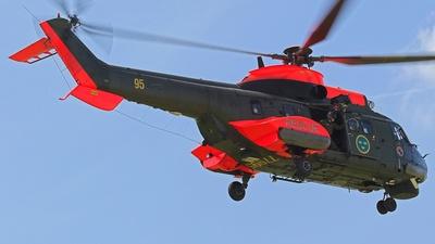 10405 - Aérospatiale AS 332M1 Super Puma - Sweden - Air Force