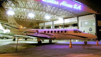 PP-ISJ - Cessna 560 Citation V - TAF Linhas Aéreas