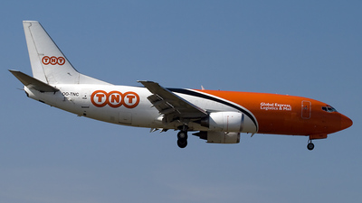 OO-TNC - Boeing 737-301(BDSF) - TNT Airways