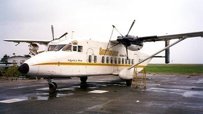 DQ-FIJ - Short 330-200 - Sunflower Airlines