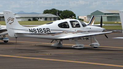 A picture of N818SR -  - [] - © DaveWilson