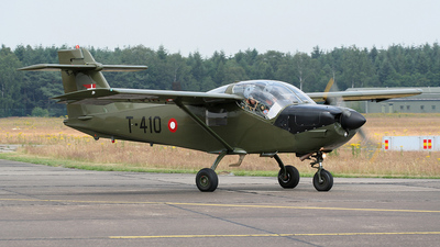 T-410 - Saab T-17 Supporter - Denmark - Air Force