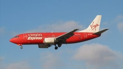 OO-VEG - Boeing 737-36N - Virgin Express