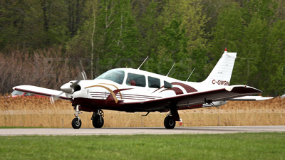 C-GWGN - Piper PA-28R-200 Cherokee Arrow II - Private