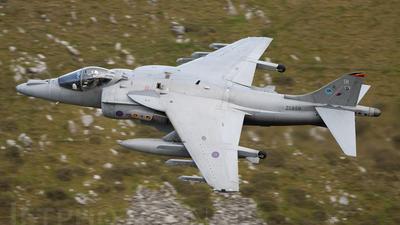 ZG859 - British Aerospace Harrier GR.9 - United Kingdom - Royal Air Force (RAF)