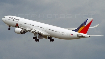 F-OHZP - Airbus A330-301 - Philippine Airlines