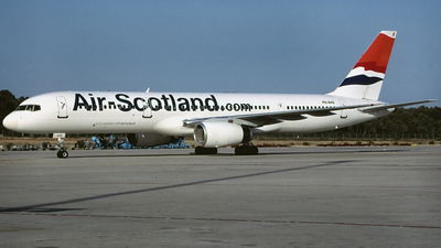 PH-AHS - Boeing 757-28A - Air Scotland (Air Holland)