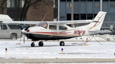 A picture of N19FB - Cessna T210M Turbo Centurion - [21061668] - © Gabriel Widyna