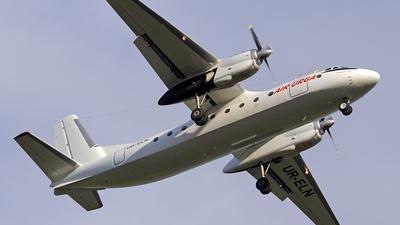 UR-ELN - Antonov An-24B - Air Urga