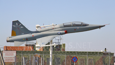 612 - Northrop F-5B Freedom Fighter - Greece - Air Force