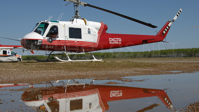 C-GJLV - Bell 204B - Delta Helicopters