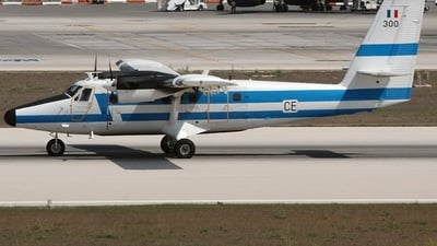 300 - De Havilland Canada DHC-6-300 Twin Otter - France - Air Force