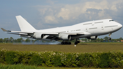 N270RP - Boeing 747-412 - Eagle Aviation