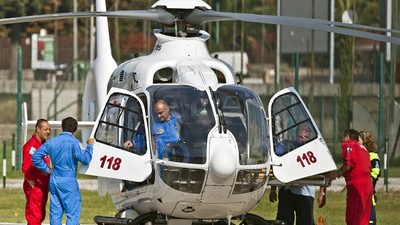 I-PNTC - Eurocopter EC 135T2+ - Elitaliana