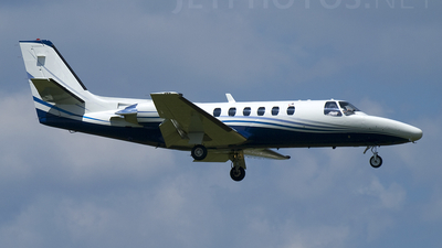 N1HA - Cessna 551 Citation II(SP) - Private
