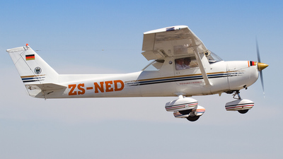 ZS-NED - Cessna 150L - Private