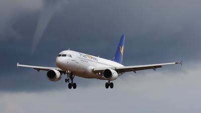EI-DTA - Airbus A320-216 - Air One