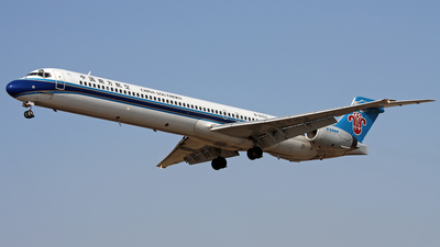 B-2103 - McDonnell Douglas MD-90-30 - China Southern Airlines