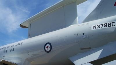 N378BC - Boeing 737-7ES Wedgetail - Australia - Royal Australian Air Force (RAAF)
