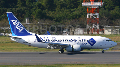 JA10AN - Boeing 737-781(ER) - All Nippon Airways (ANA)