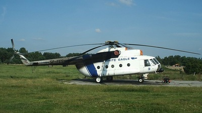 SP-FES - Mil Mi-8 Hip - White Eagle Aviation