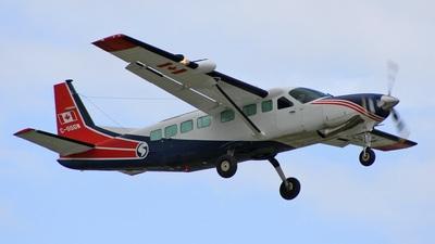 A picture of CGSGW - Cessna 208B Grand Caravan - [208B0646] - © Ian Wright