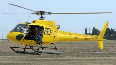 I-AMSH - Aérospatiale AS 350 Ecureuil - Dedalus