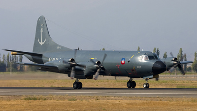 407 - Lockheed P-3C Orion - Chile - Navy