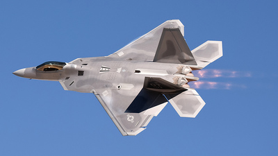 06-4124 - Lockheed Martin F-22A Raptor - United States - US Air Force (USAF)