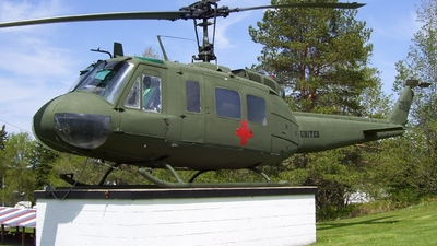 66-16155 - Bell UH-1V Iroquois - United States - US Army