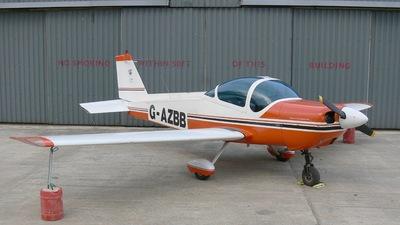A picture of GAZBB - MBB Bolkow Bo.209C Monsun - [137] - © Michael Brazier