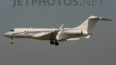 5A-UAB - Bombardier BD-700-1A11 Global 5000 - Private