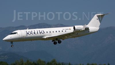 VT-SAS - Bombardier CRJ-200ER - Jetlite
